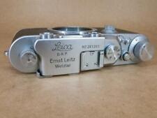 Leitz Leica III Chrome Body 1937