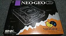 SNK Neo Geo CD Console System Japan *BOXED - GREAT CONDITION - WORKING*