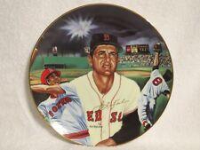 "Sports Impressions 1987 Gold Edition Autograph Baseball Plate ""Carl Yastrzemski"""