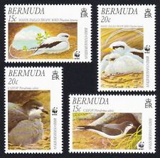Birds Mint Never Hinged/MNH Bermudian Stamps