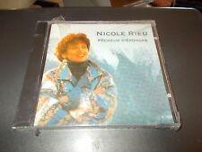 NICOLE RIEU CD PECHEUR D'EPONGES BRAND NEW SEALED