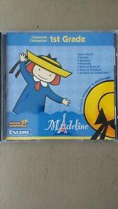 1st Grade Classroom Companion Software - by ENCORE. Windows XP and Mac (CD-ROM)