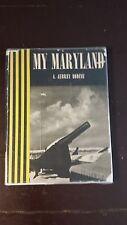 """""""My Maryland"""" by A. Aubrey Bodine, 1952 by Bodine and Associates, Inc."""