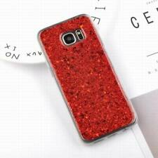 Luxury Glitter Bling Soft Rubber Case Cover For Samsung Galaxy Note 8 S8 S9 J7/5