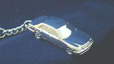 Schlüsselanhänger Mercedes C-Klasse W202  versilbert  5115