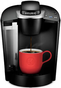 Keurig K-Classic K50 Coffee Maker, Single Serve K-Cup Pod Coffee Brewer