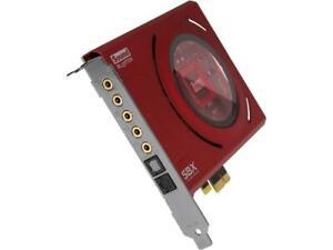 CREATIVE Sound Blaster Z SE Internal PCI-e Gaming Sound Card and DAC, 116dB SNR,