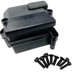 Traxxas Maxx Sealed Receiver Box TRX8924 New