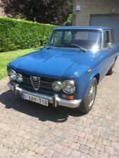 1969 Alfa Romeo Giulia 1300ti - Tipo 105.39 - Brand New 2,0L Motor and Gearbox.