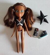 BRATZ Doll - PLAY SPORTS CHEERLEADER SASHA - Original Clothing & Accessories
