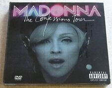 MADONNA The Confessions Tour CD/DVD SOUTH AFRICA Cat#WBCD 2138