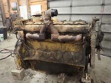 Murphy Mp 22 Diesel Engine Runner Rare Mp22 Shovel Crane Deere Mp21