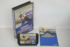 SUPER HANG ON Ref/076 Mega Drive Sega Japan Game md