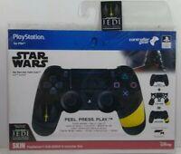 PS4 Controller Dualshock 4 Vinyl Skin Stickers Star Wars Jedi Fallen Order NEW
