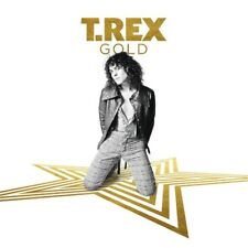 T.REX GOLD 3 CD (Very Best Of / Greatest Hits) (Released September 7th 2018)