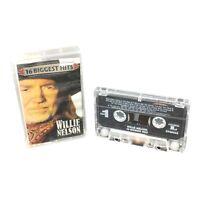 Willie Nelson ~ 16 Biggest Hits ~ Cassette Tape