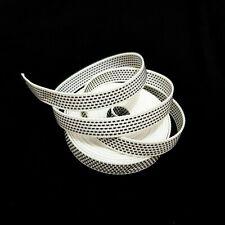 Profesional Persianas Cinta de Lona Banda Cinturón Bobinado 12 , 14mm Cable