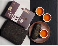 500g 1.1lb Hunan Anhua Golden Fu Zhuan Dark Cha Black Tea