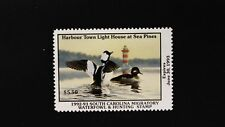 DR JIM STAMPS US STATE DUCK $5.50 SOUTH CAROLINA WATERFOWL SC-12 MINT NH 1992