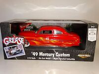 ERTL American Muscle Grease 1949 Mercury Custom Coupe 1:18 Scale Diecast '49 Car
