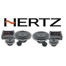 Hertz MPK 163.3 - 16,5 cm 3-Wege Komponentensystem 25.3+MP 70.3+MP 165.3+MPCX