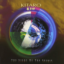 KITARO-THE LIGHT OF THE SPIRIT-IMPORT 2 CD WITH JAPAN OBI I19