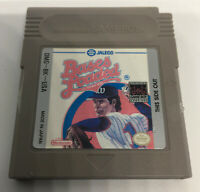 Bases Loaded - Slightly Faded Label - Game Cart - Tested & Works - GameBoy