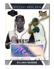 Elijah Dukes MLB 2007 TOPPS Co-Signers Auto RC (Tampa Bay DEVIL RAYS, i cittadini)
