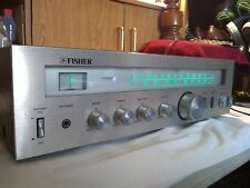 Vintage Fisher MC-2000 Stereo Receiver Tested and Working