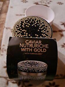 ELIZABETH GRANT Caviar Gold Tagescreme 200 ml,NEU, Glitzertiegel