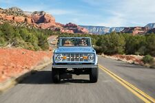 1966 Ford Bronco - All Electric powertrain