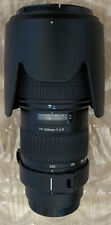 Tamron AF 70-200mm f/2.8 Di LD IF Macro Lens for Sony Digital SLR Cameras A001S