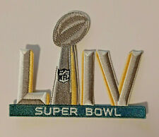 Superbowl Patch LIV 54 Logo Super Bowl LIV 11 x 8,5 cm