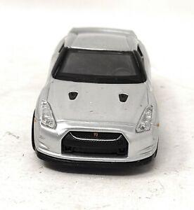 Maisto 2009 Nissan Gt-R Car 1/40 Scale Silver