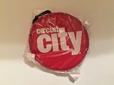 Circuit City CD / DVD wallet holds 12 disc.  Price Listed Is For Each.