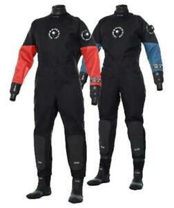 Bare Trilam HD PRO DrySuit Scuba Diving Gear Cold Water Equipment Size Small