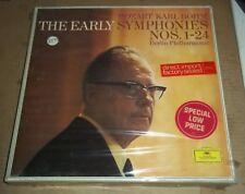 Karl Bohm/Berlin Philharmonic MOZART Symphonies No.1 - 24 DG SKL 2721 013 SEALED