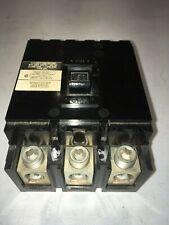 Square D 150A Circuit Breaker- Q2L3150 240 Vac 3 Pole