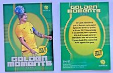 2017/18 Tap N Play FFA A-League - Tim Cahill Socceroos (Golden Moments GM-01)