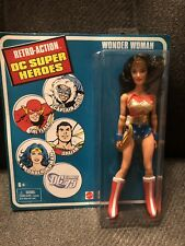 DC Retro Action Wonder Woman Mattel Mego