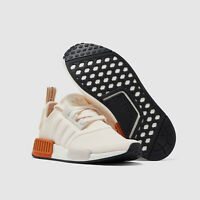 ADIDAS NMD R1 W BOOST CHALK WHITE WOMENS SHOES US 6 EE5170 NEW
