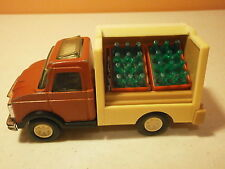 Strombecker/Tootsie Royal Crown Cola Delivery Truck with 2 pop case