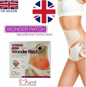 MYMI Wonder Slimming Patch Belly Abdomen Weight Loss Fat burning Slim Patch