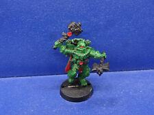 RAR! Salamanders Ordenspriester Xavier der Space Marines METALL