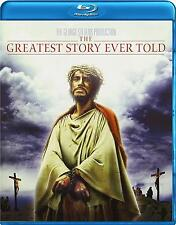 The Greatest Story Ever Told (Blu-ray) Max Von Sydow NEW