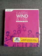 Earth, Wind & Fire The Box Set Series 4 CD SEALED