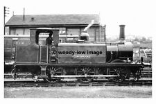 pt6961 - Isle of Wight Steam Train - Carisbrooke at Ryde Sheds - photograph 6x4