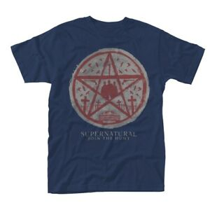 SUPERNATURAL- JOIN THE HUNT Official T Shirt Mens Licensed Merch New