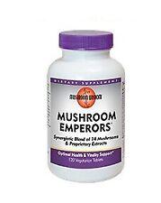 Grifron Mushroom Emperors Mushroom Wisdom (Formerly Maitake Products) 120 Veg Ta