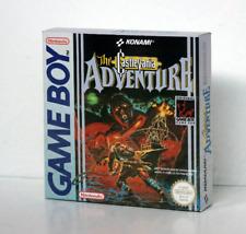 Boîte GAME BOY – Castlevania Adventure [FAH]